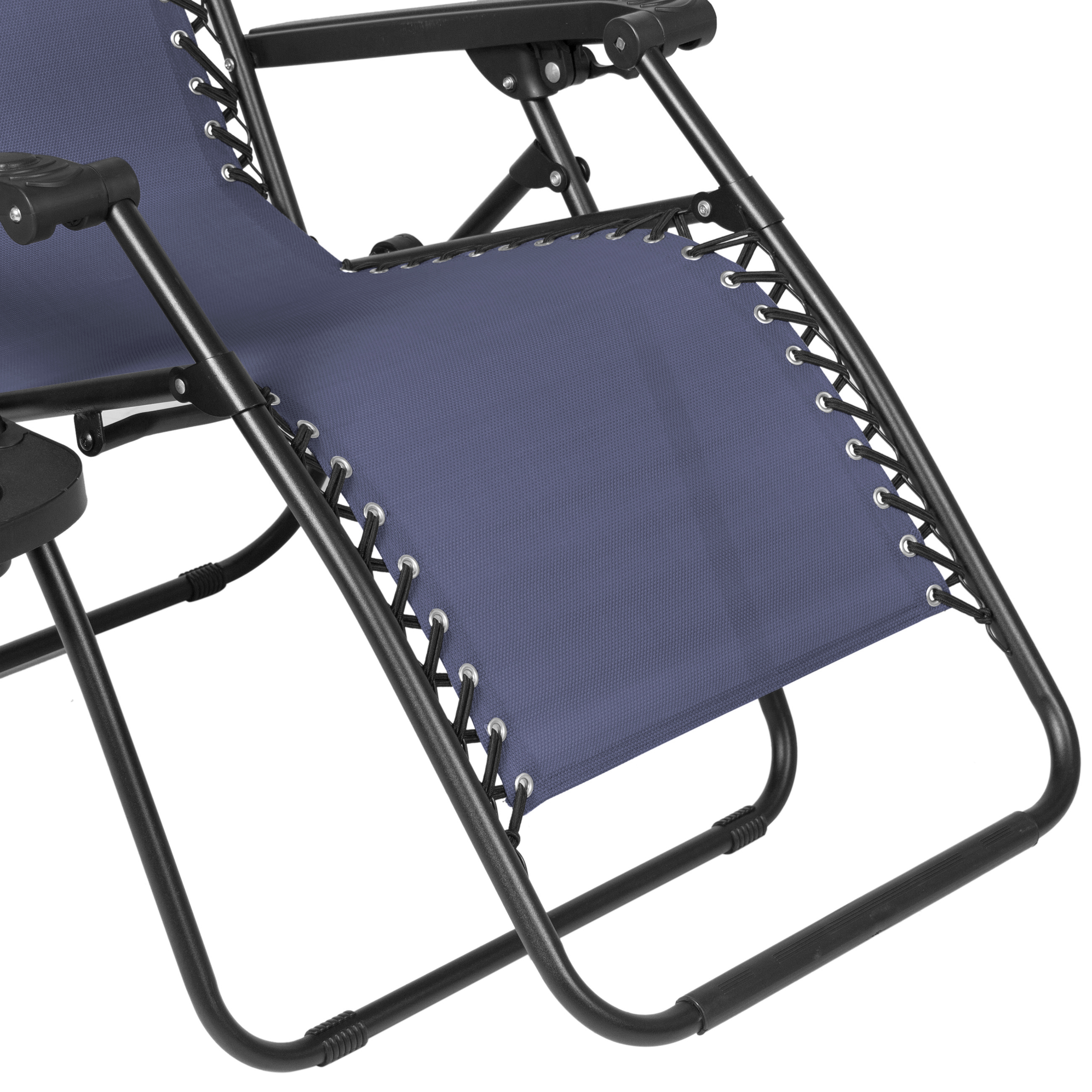BCP-Folding-Zero-Gravity-Recliner-Lounge-Chair-w-Canopy-Cup-Holder thumbnail 54