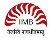 IIM Bangalore Ph.D. Entrance Exam 2021