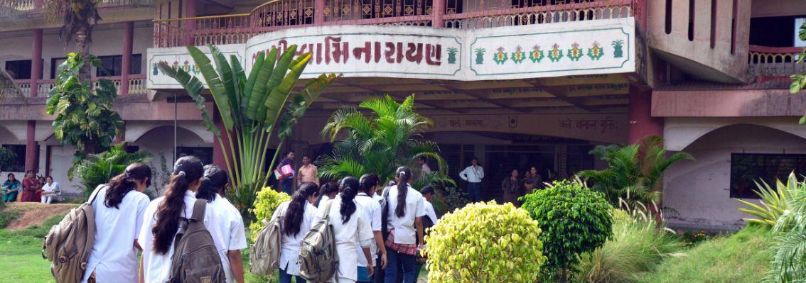 Smt. B.N.B Swaminarayan Pharmacy College