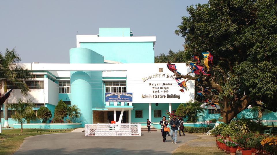 University of Kalyani Image