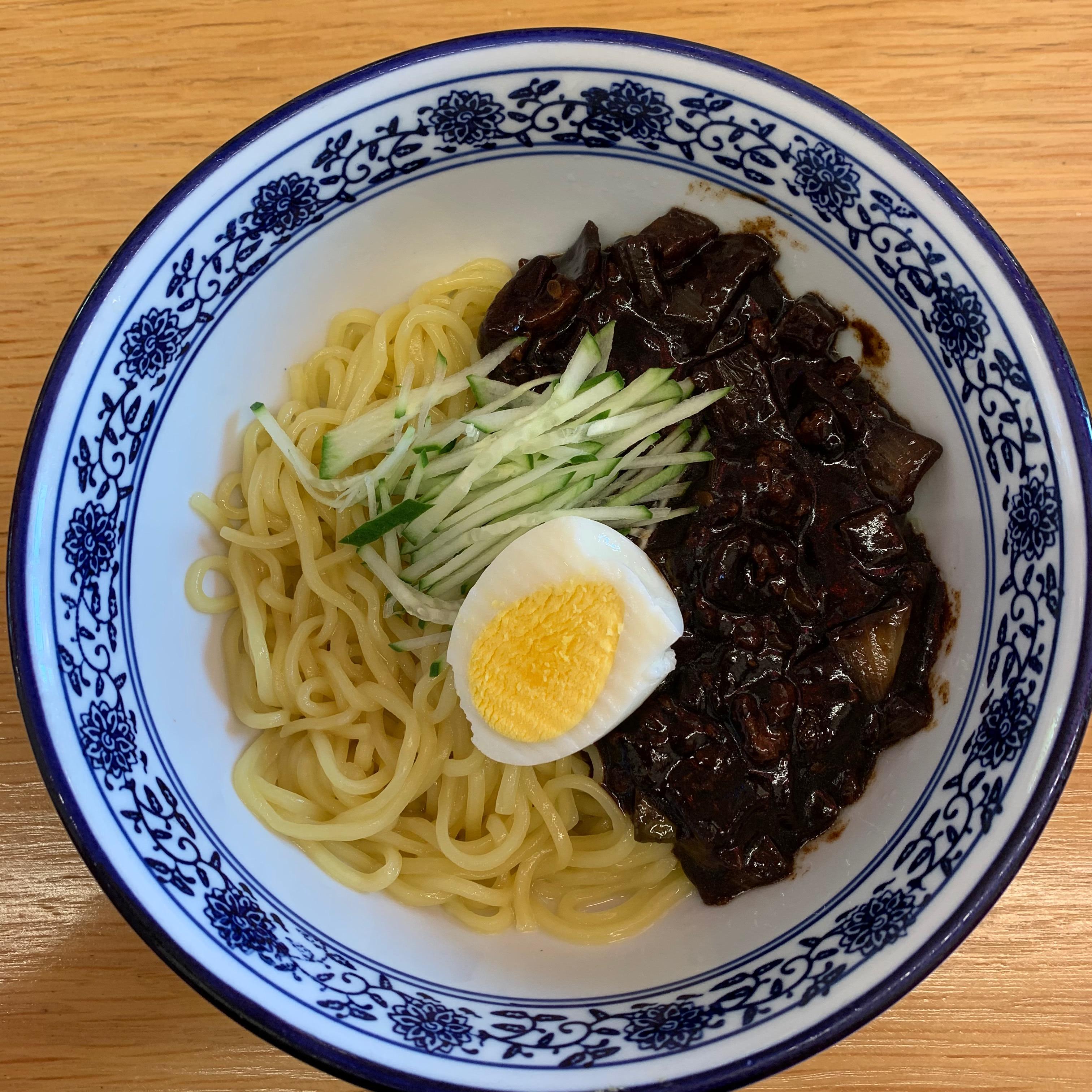 Korean Jajangmyeon
