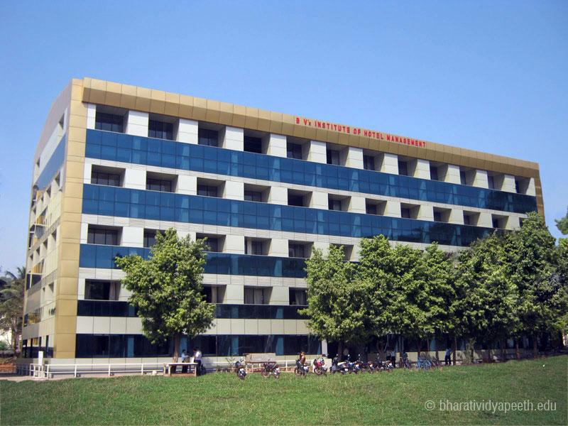 Bharati Vidyapeeth College of Hotel and Tourism Management Studies, Navi Mumbai