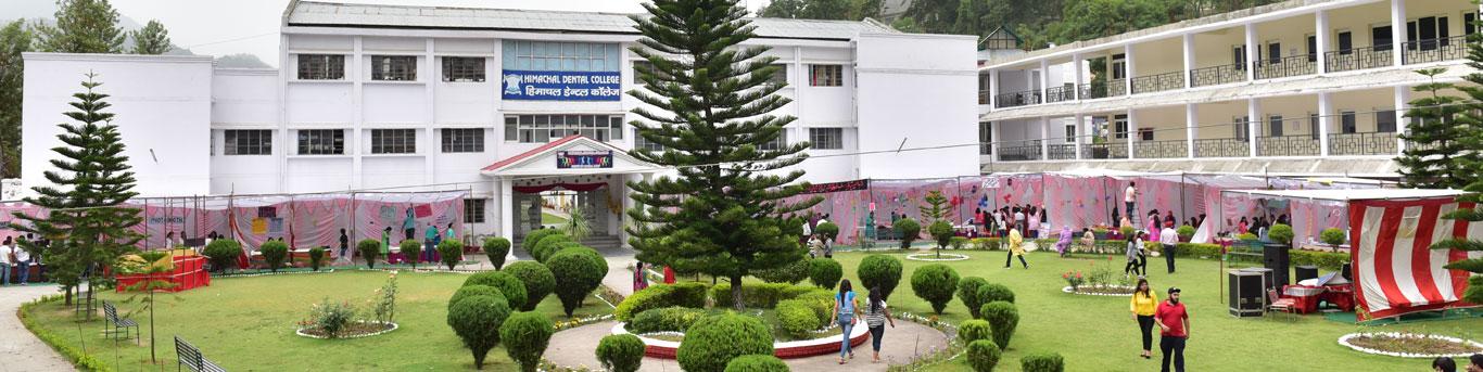 Himachal Dental College Image