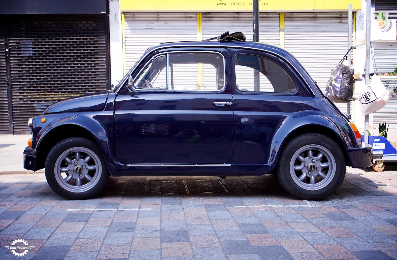 Take to the Road Waterloo Classics Car Club April Meet Highlights