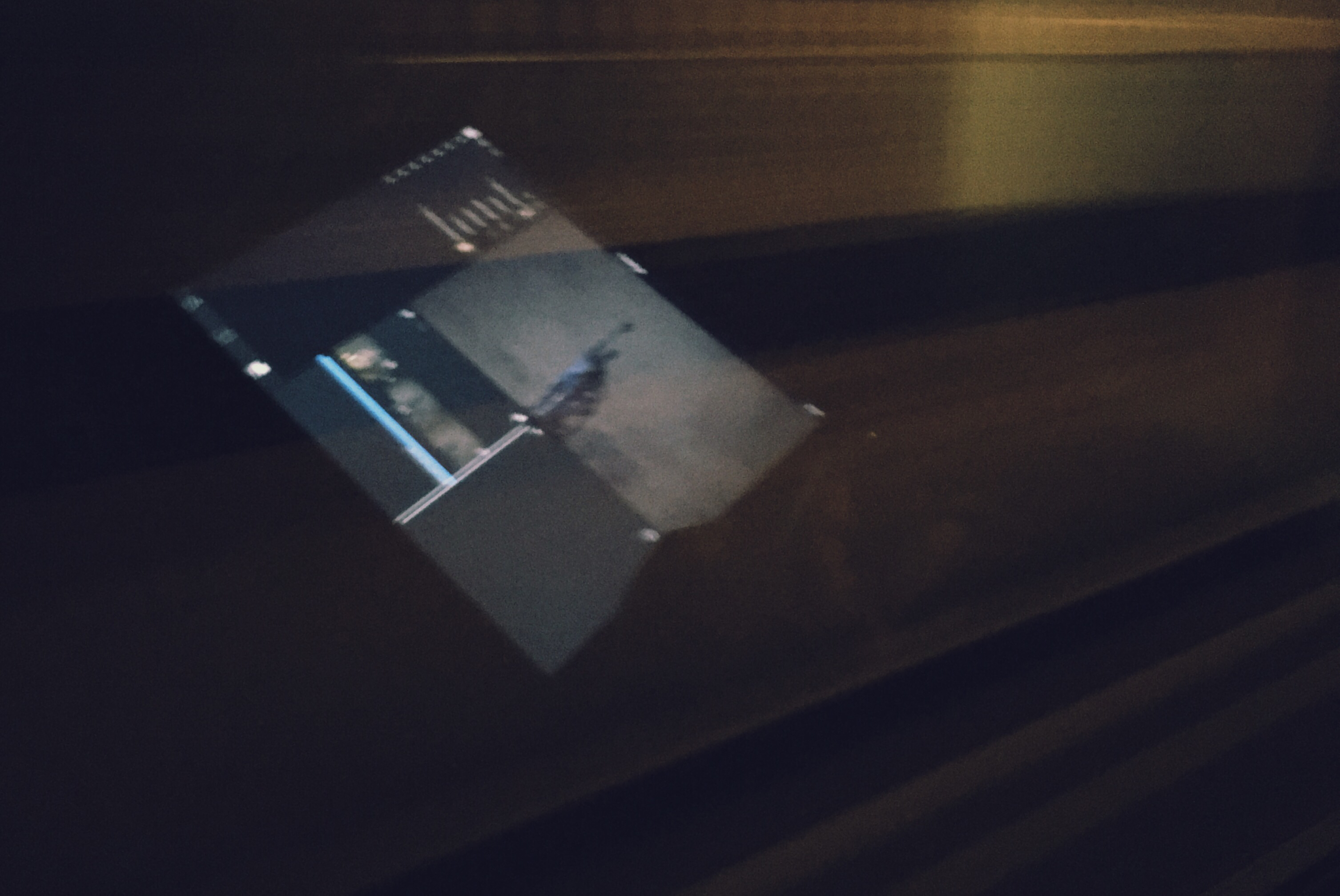 ipad pro edit in the car