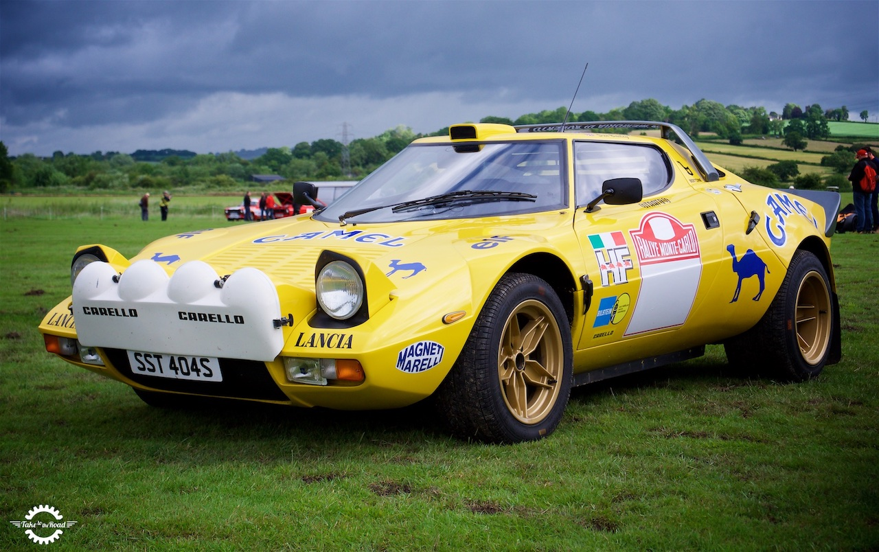 Lombard Rally Bath online tv show airs this Saturday