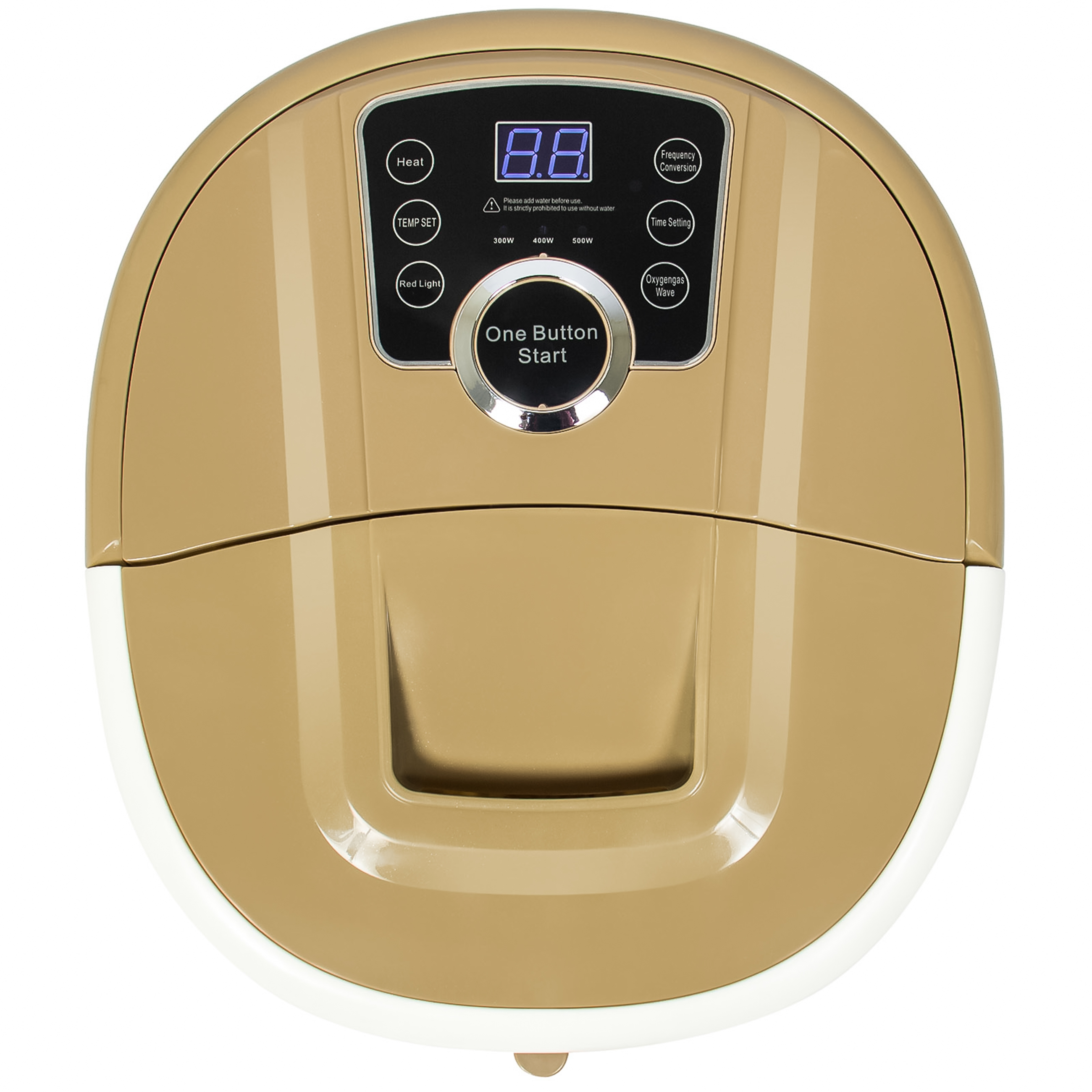 Best Choice Produkter Portable Foot Spa Bath massøren W-3402