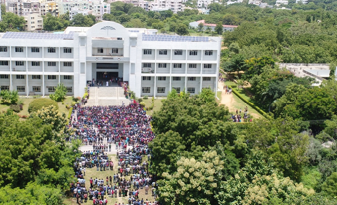 Loyola Academy Degree and PG College, Secunderabad Image
