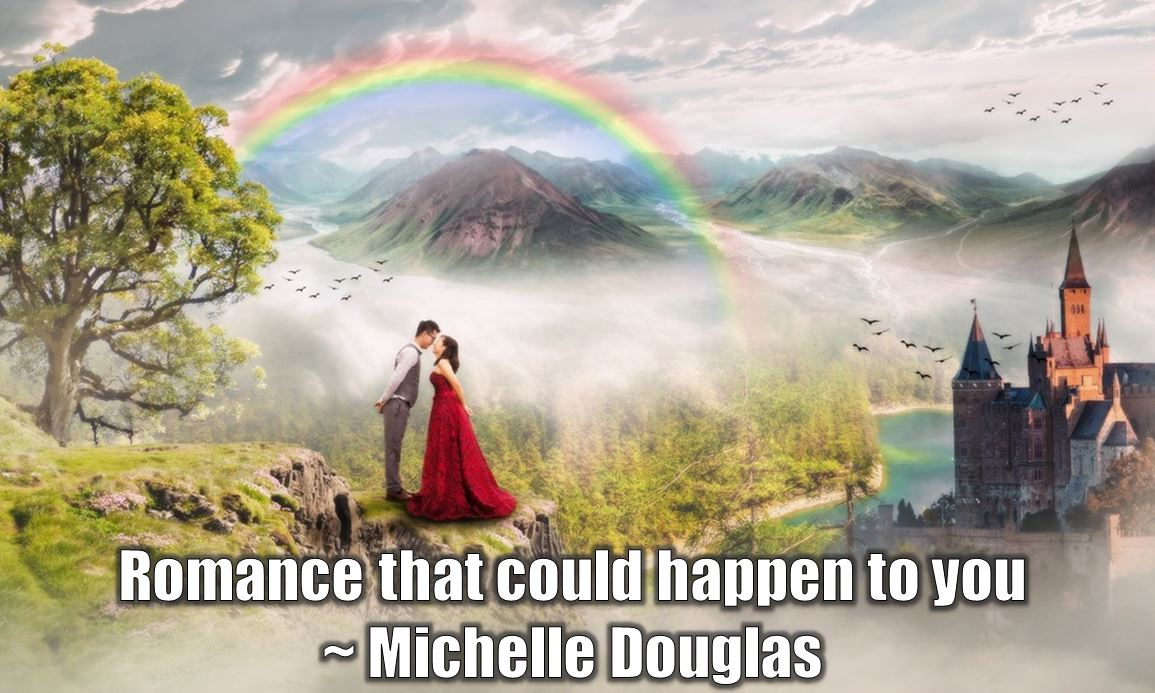Romance that could happen to you - Michelle Douglas