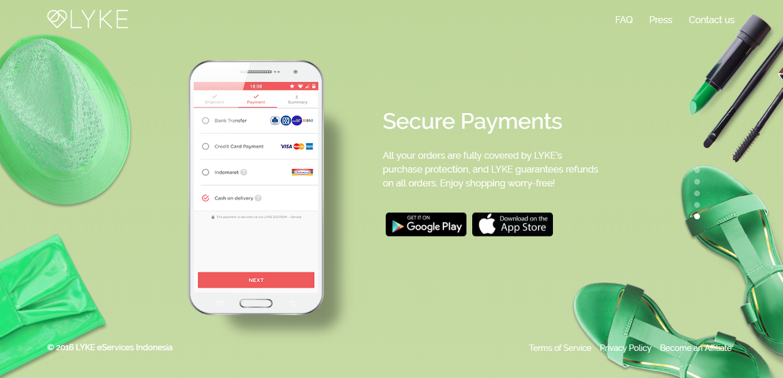 payment lyke