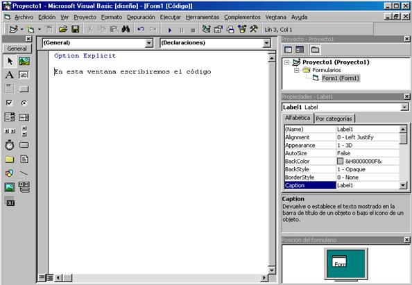 formulario visual basic