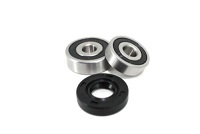 Front Wheel Bearings and Seal Kit Kawasaki KX80 1984 1985