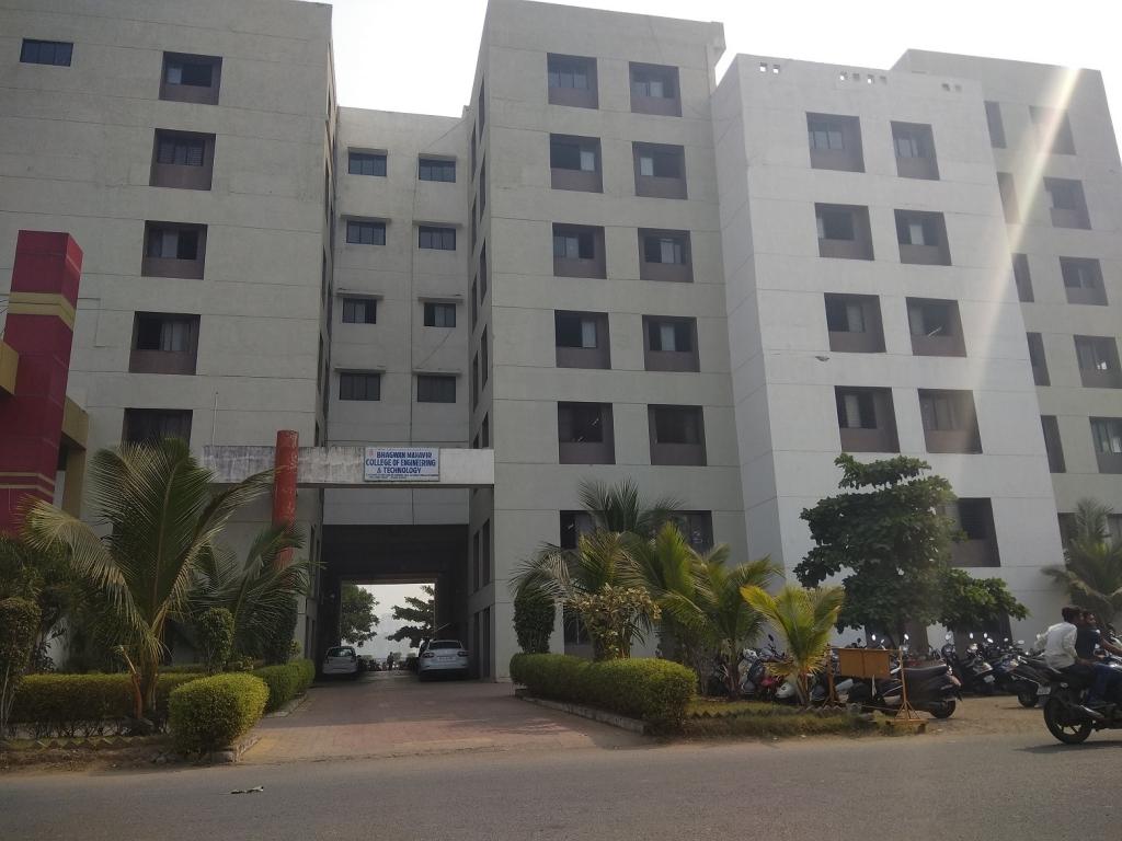 Bhagwan Mahavir College of Engineering and Technology