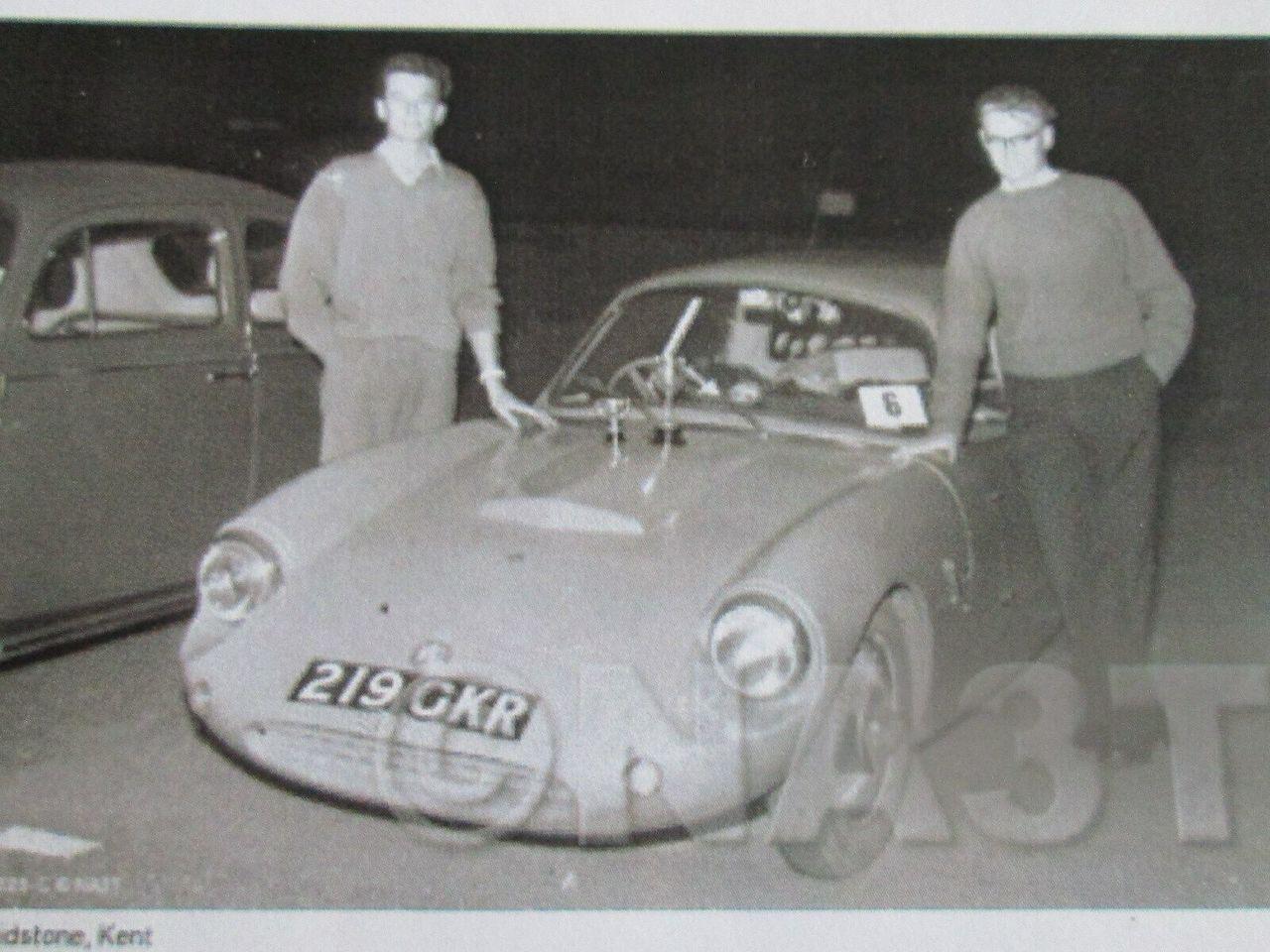 Market Pick 1959 Ashley 1172 restoration project