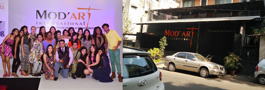 Mod'Art International, Mumbai Image