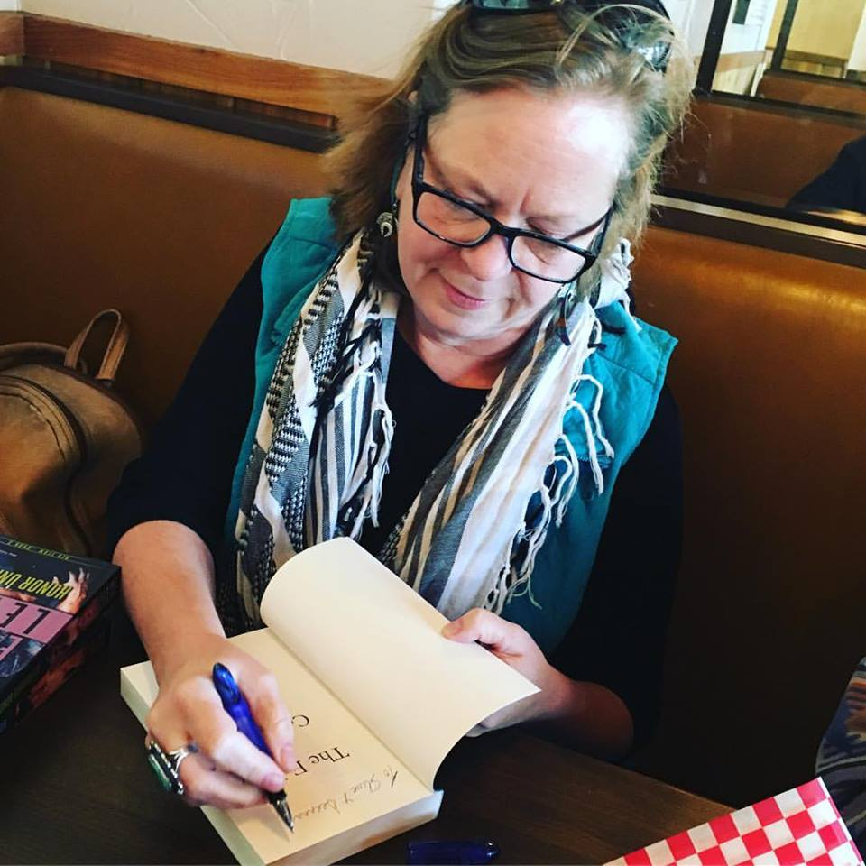 Elaine Levine book signing