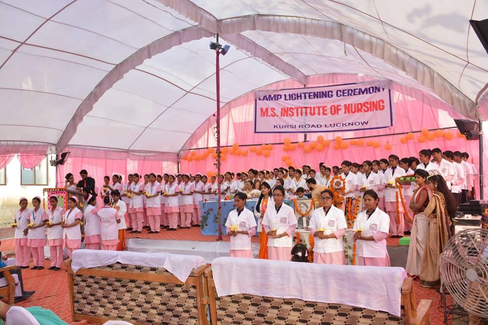 M S Institute of Nursing Image