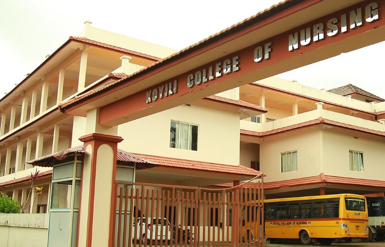 Koyili College of Nursing, Kannur Image