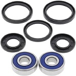 Front Wheel Bearings and Seals Kit Kawasaki KX250 1976