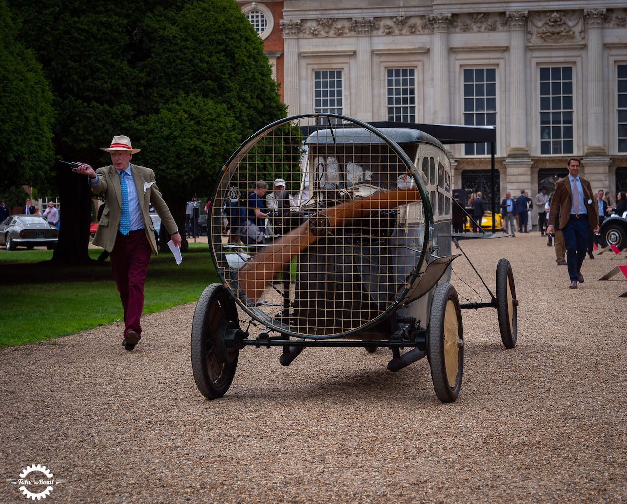 Concours of Elegance - Automotive Perfection at the Palace