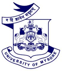 Directorate Of Distance Education, University of Mysore