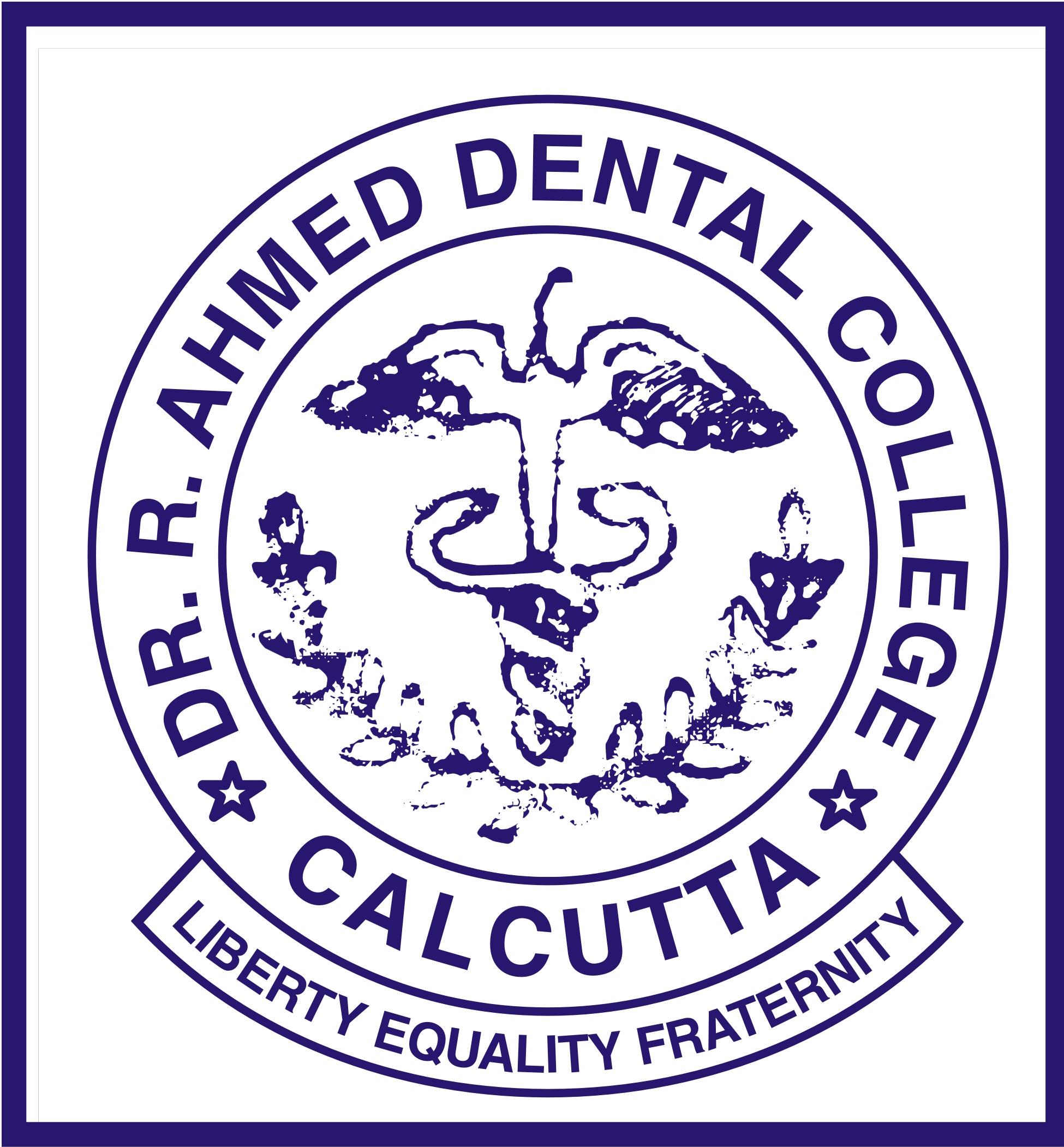 Dr. R. Ahmed Dental College and Hospital, Kolkata