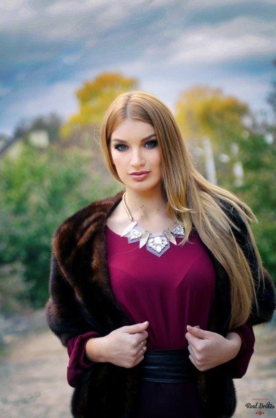 Profile photo Ukrainian girl Anastasia