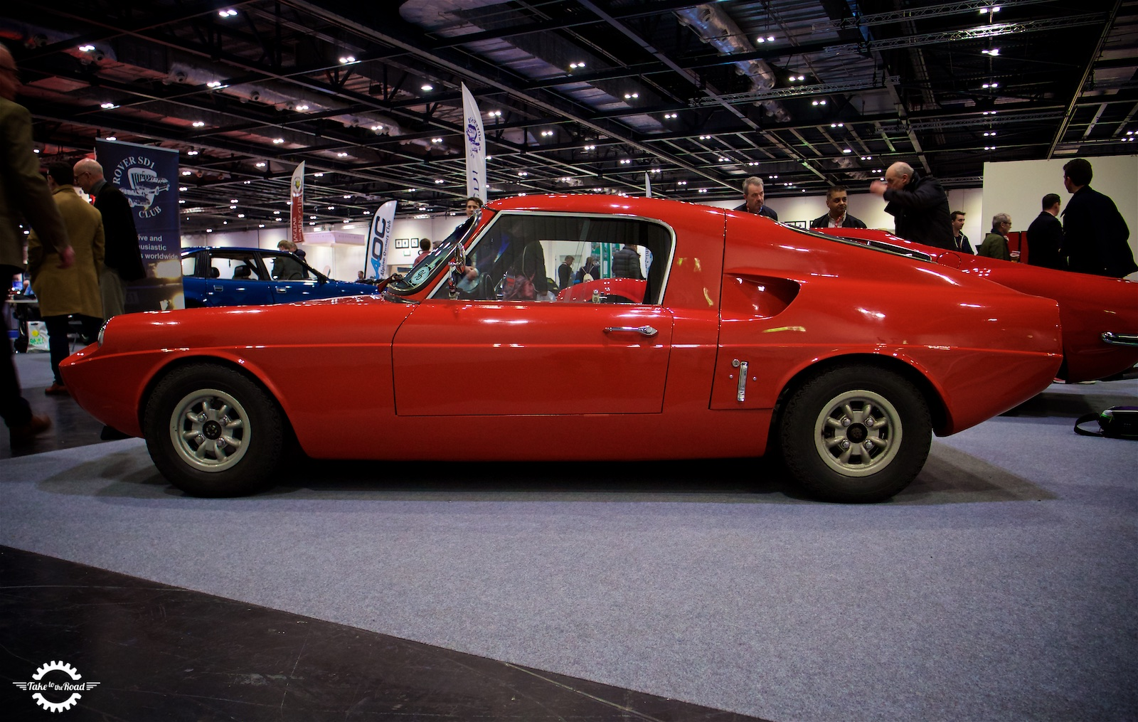 First Ever Unipower GT to star at London Classic Car Show