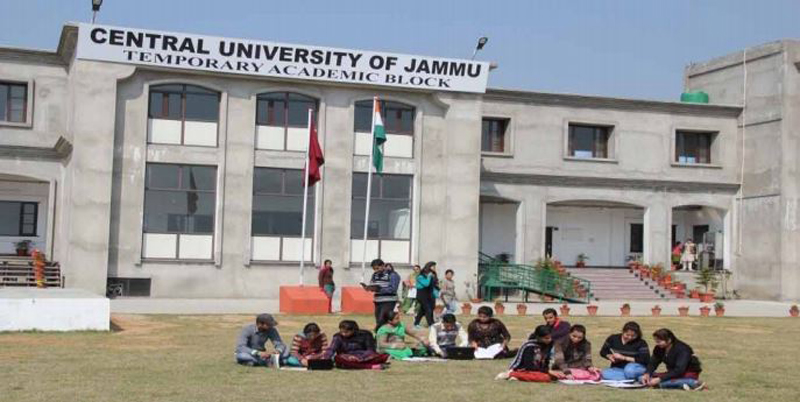 School of Basic and Applied Sciences, Central University of Jammu