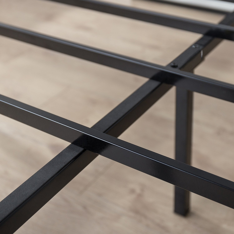 Zinus-QuickLock-SINGLE-DOUBLE-QUEEN-KING-Bed-Base-Mattress-Metal-Frame-Platform thumbnail 52