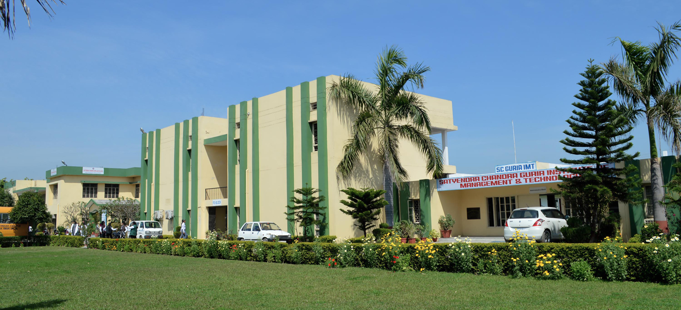 S.C. Guria Institute of Management and Technology, Kashipur