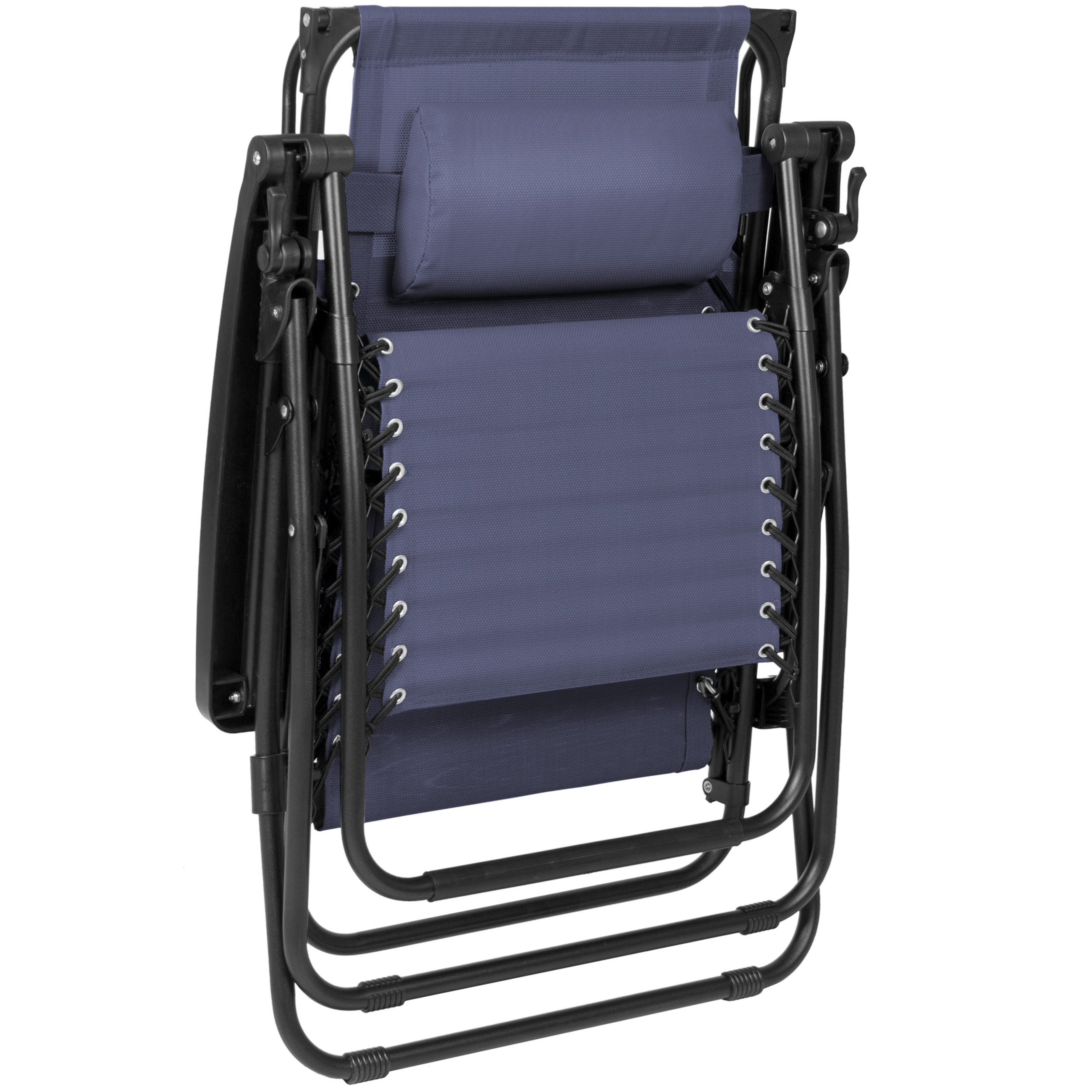 BCP-Folding-Zero-Gravity-Recliner-Lounge-Chair-w-Canopy-Cup-Holder thumbnail 53