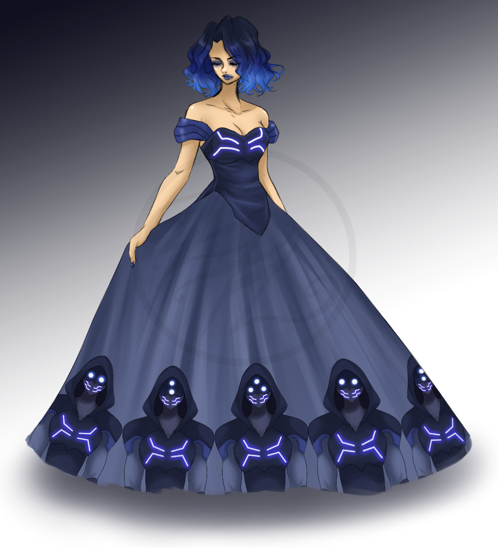 Gown of Marmora