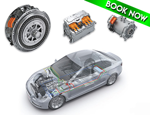 Hybrid and electric vehicle systems