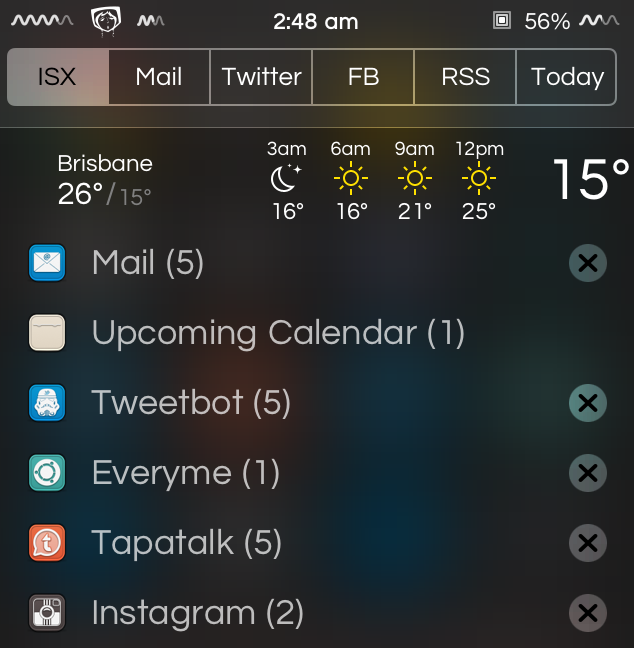 3 4 All [iOS8 & iOS7 Theme]