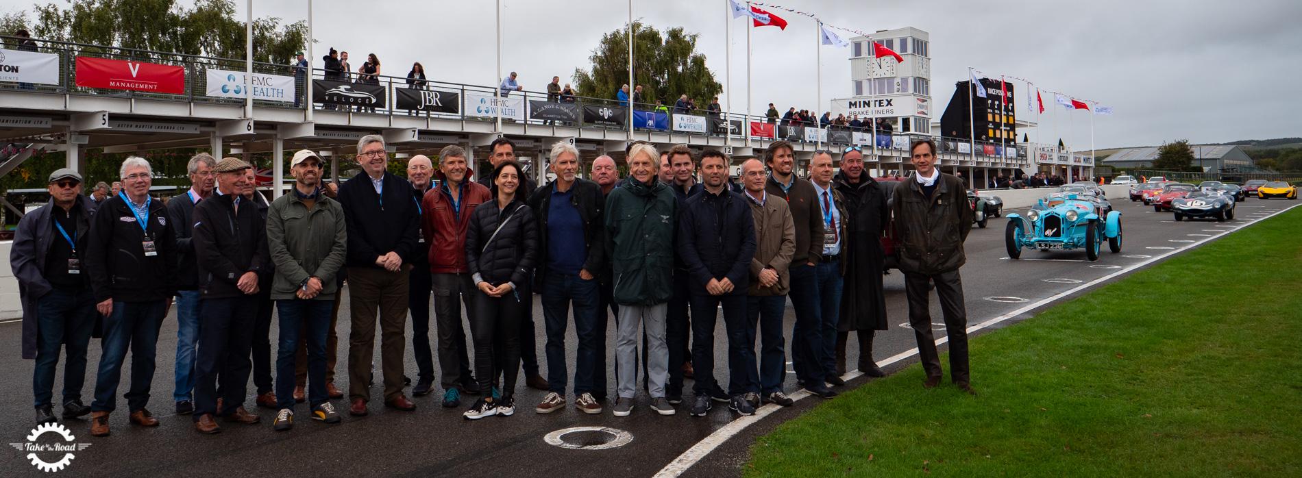 Hope for Tomorrow Goodwood Veloce Trackday raises £100k for Charity