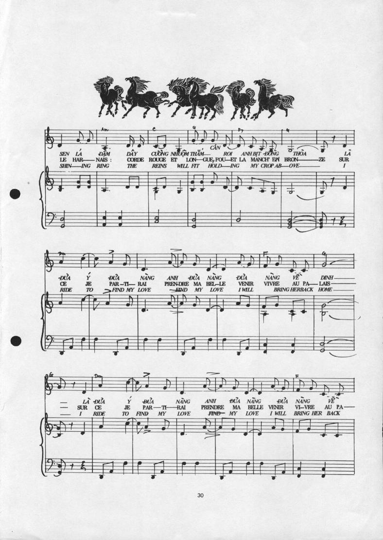 Lý Ngựa Ô - Phạm Duy