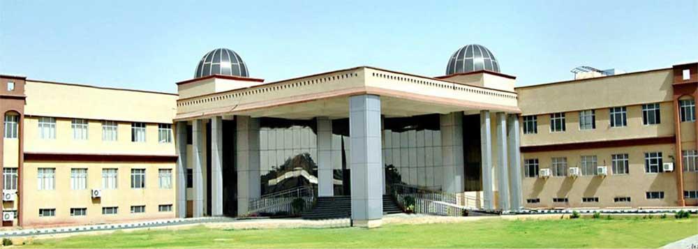 RUHS (Rajasthan University of Health Sciences) Image
