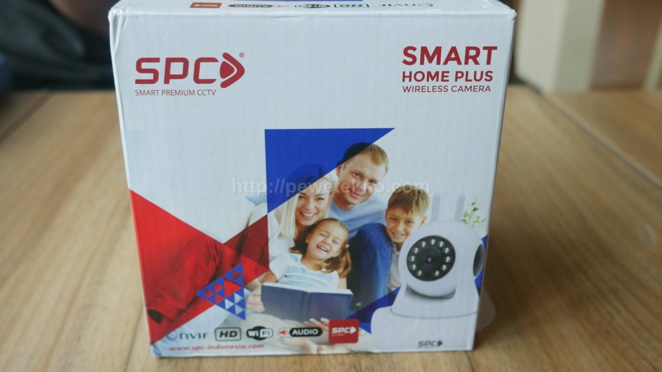 SPC Smart Premium CCTV KST1 720P Smart Plus
