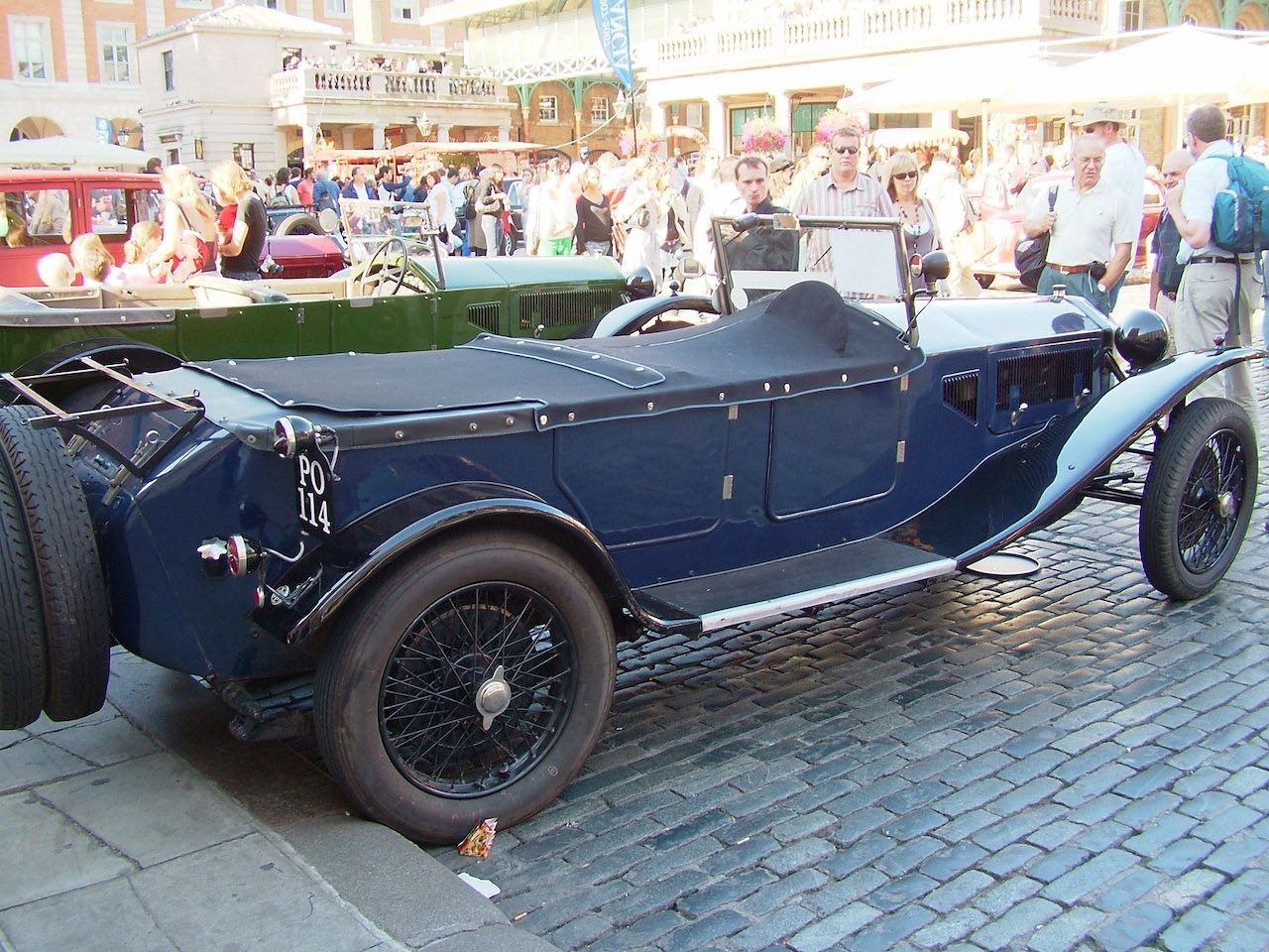London Classic Car Show to mark 100 Years of Lancia