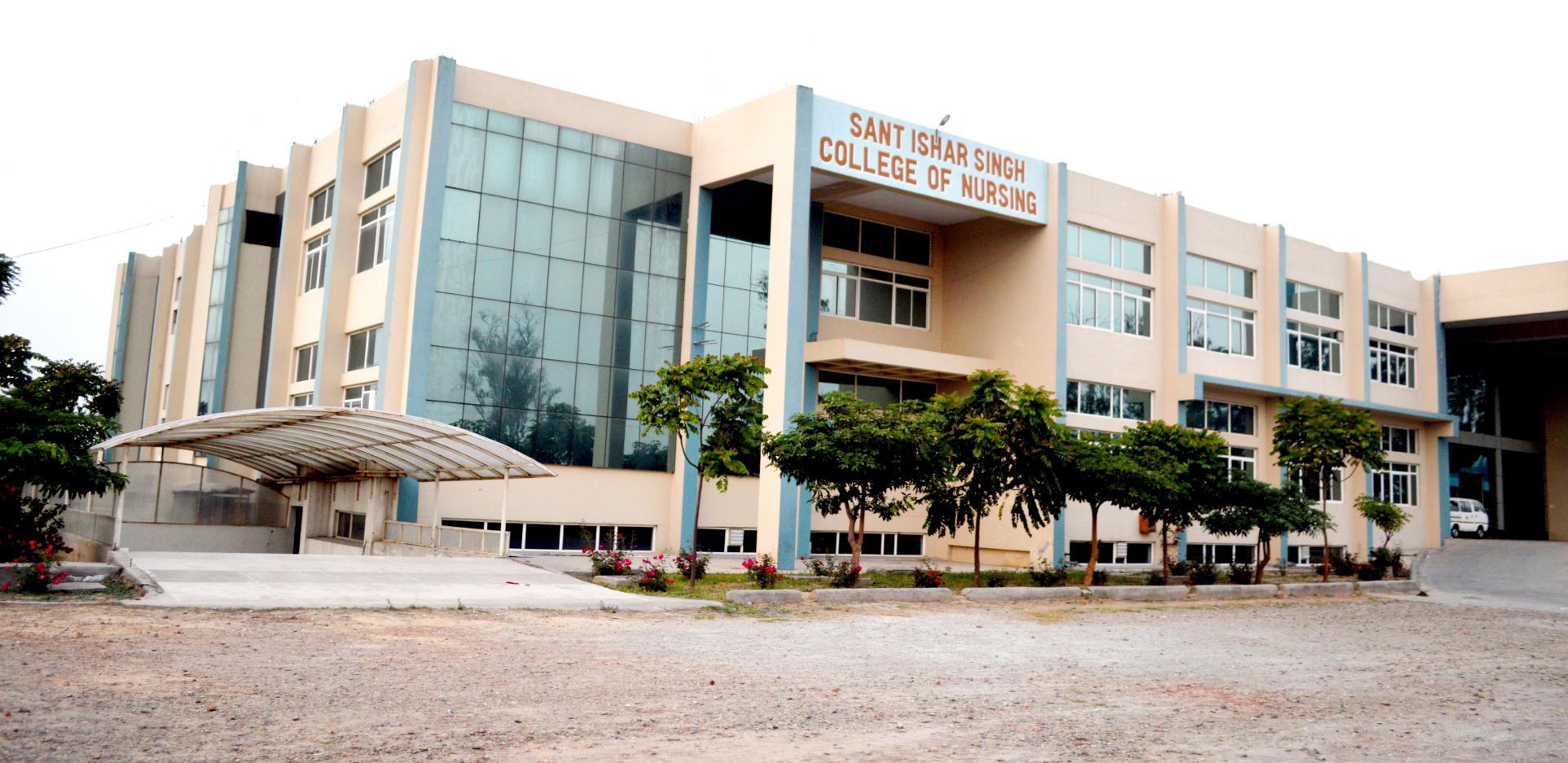 Sant Ishar Singh College of Nursing Image