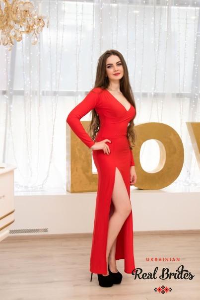 Photo gallery №1 Ukrainian bride Victoria