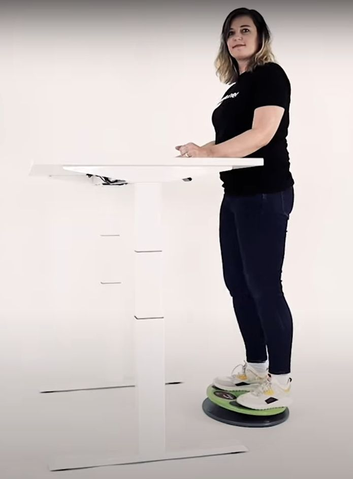 Fitdisc balansbord