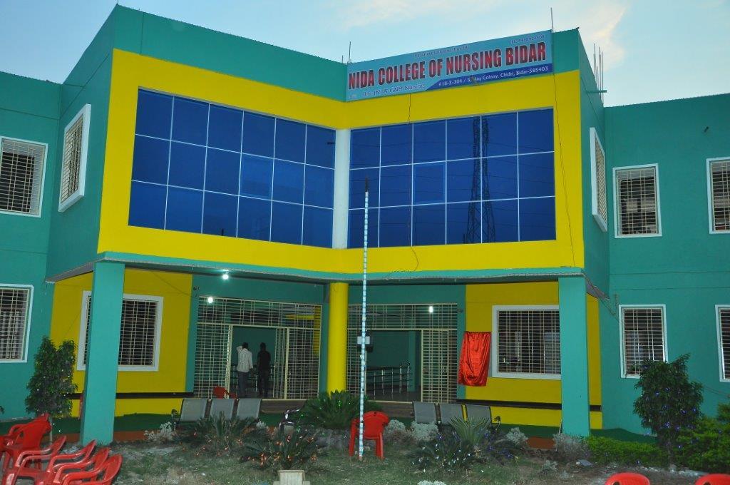 Nida School and College of Nursing, Bidar