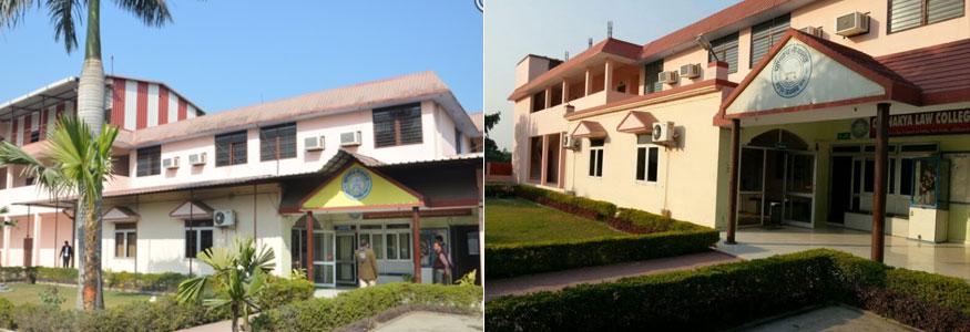 Chanakya Law College, Saharanpur