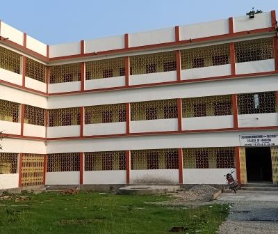 Cooch Behar Advancement and Prosperity College of Education