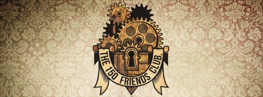 the 150 Friends Club logo