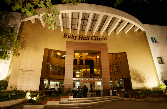 Ruby Hall Clinic (Grant Medical Foundation), Pune Image