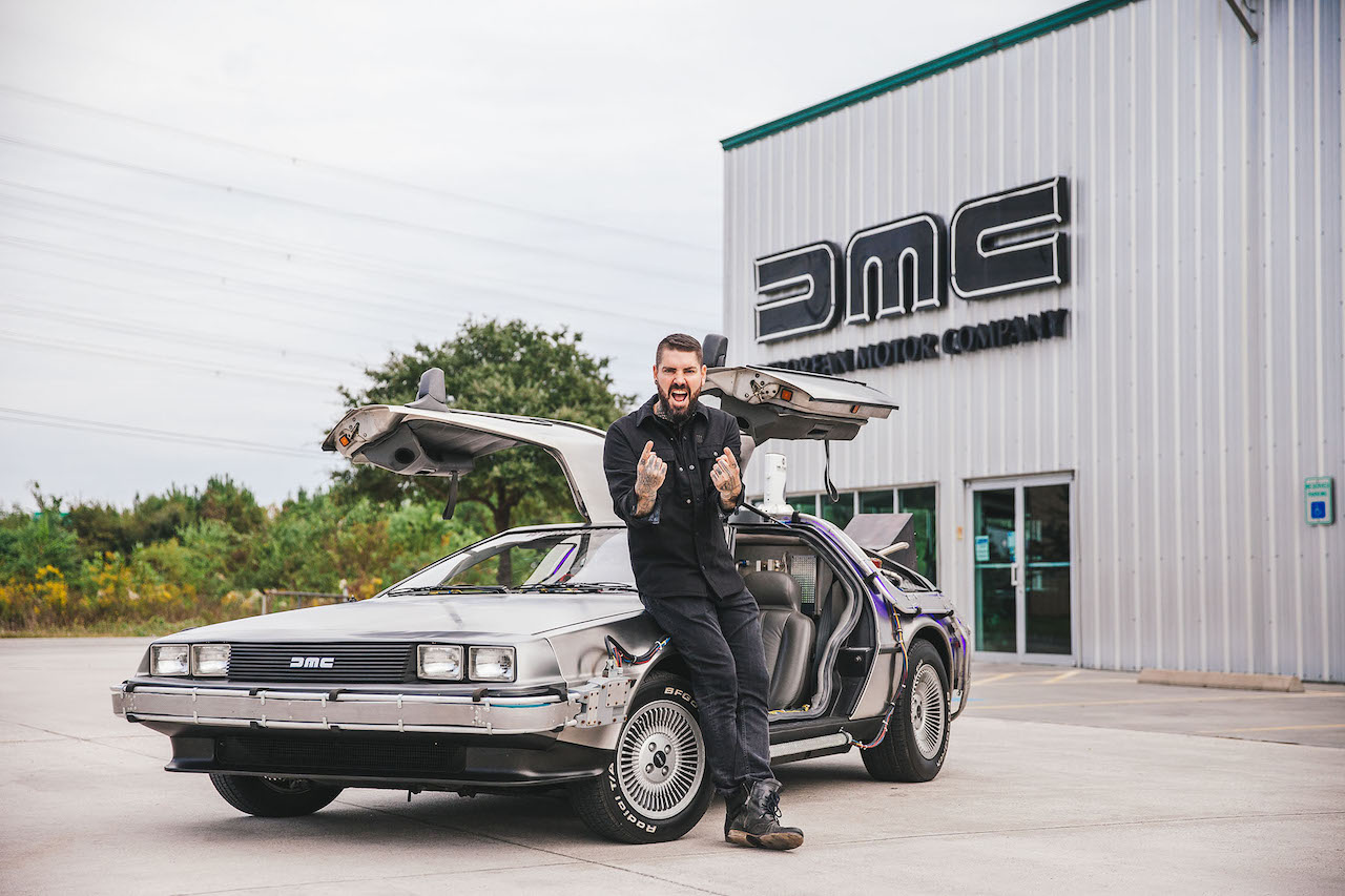 Take to the Road Interview with Shane Lynch for Supercar Megabuild