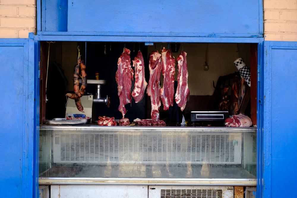 vleeskraam